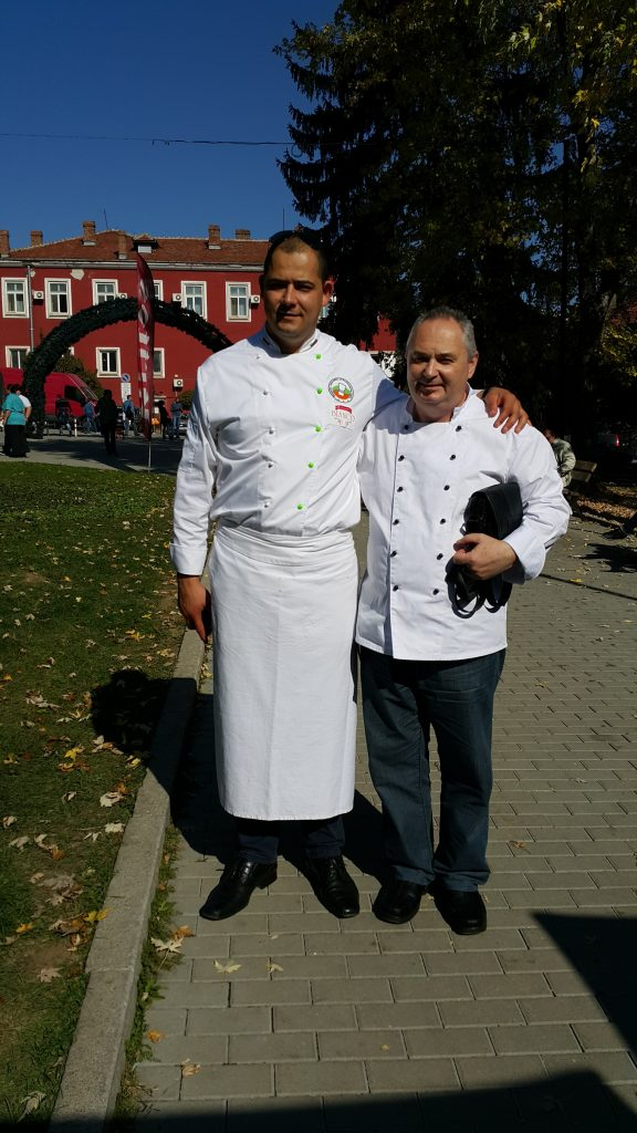 ден на готвача 2017