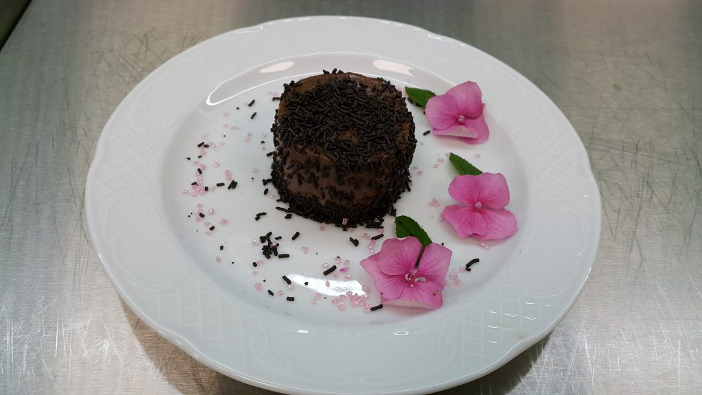 бразилски шоколадов кейк