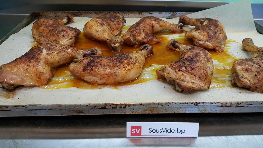 пилешки бутчета су вид