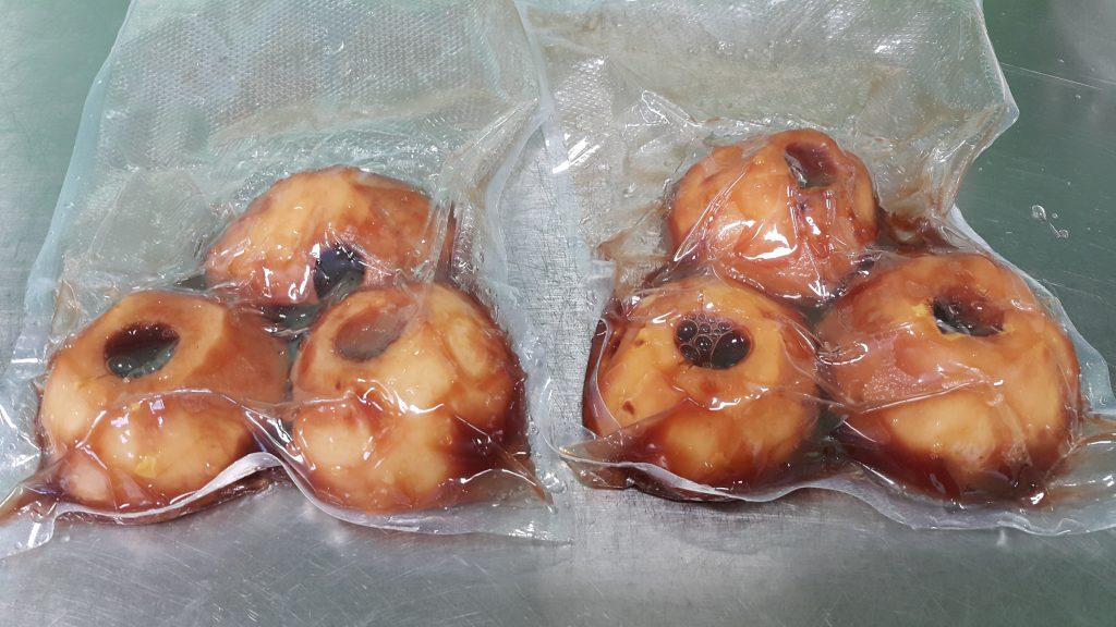 Дюли - поширане на плодове