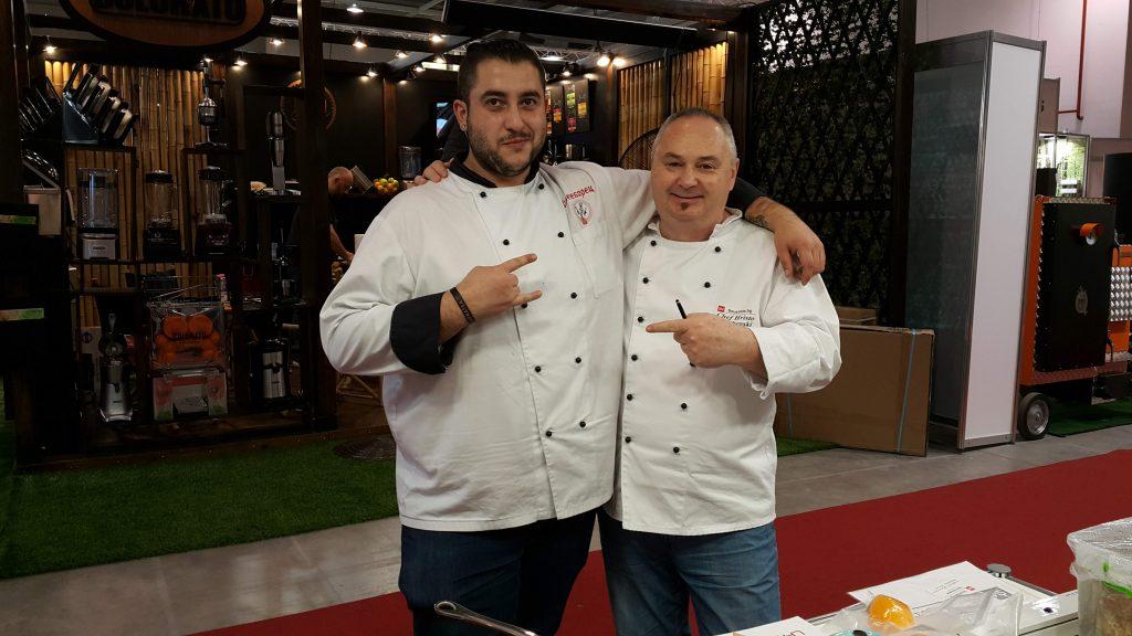 сихре & Gastronomix - 2018