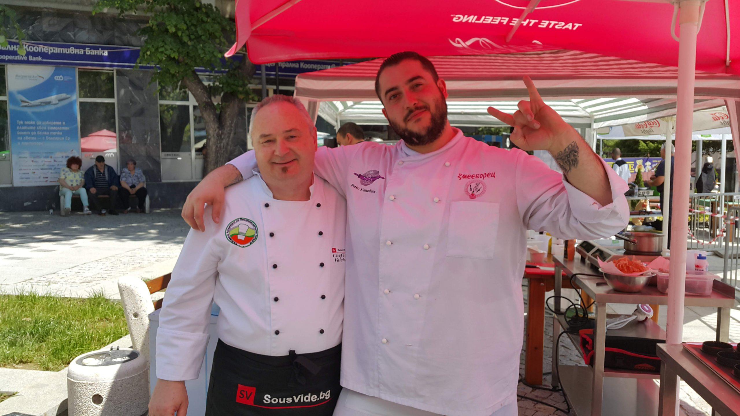 Трети кулинарен фест - Велинград 2019 -5