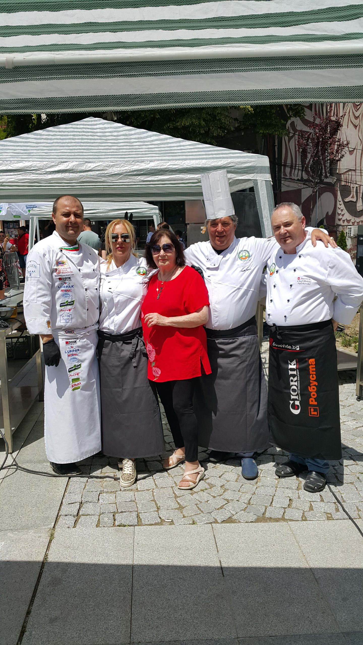 Трети кулинарен фест - Велинград 2019 -7