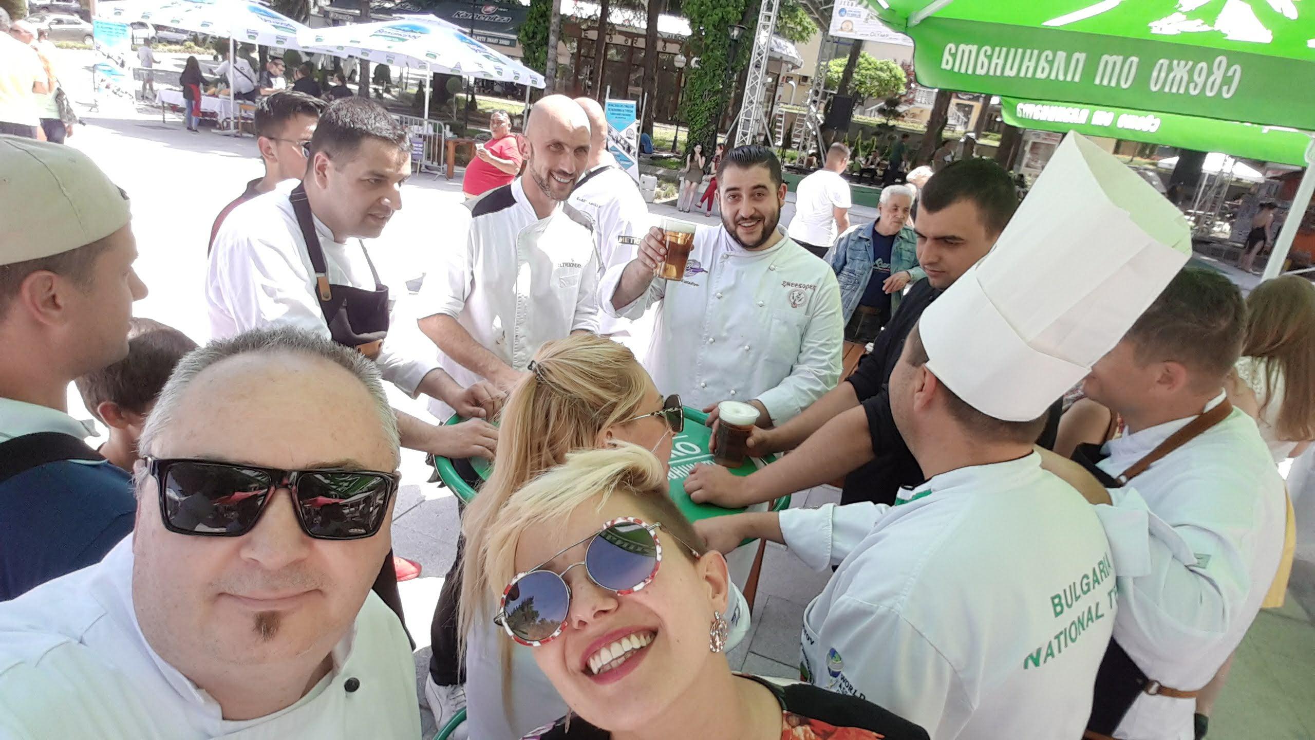 Трети кулинарен фест - Велинград 2019 -8