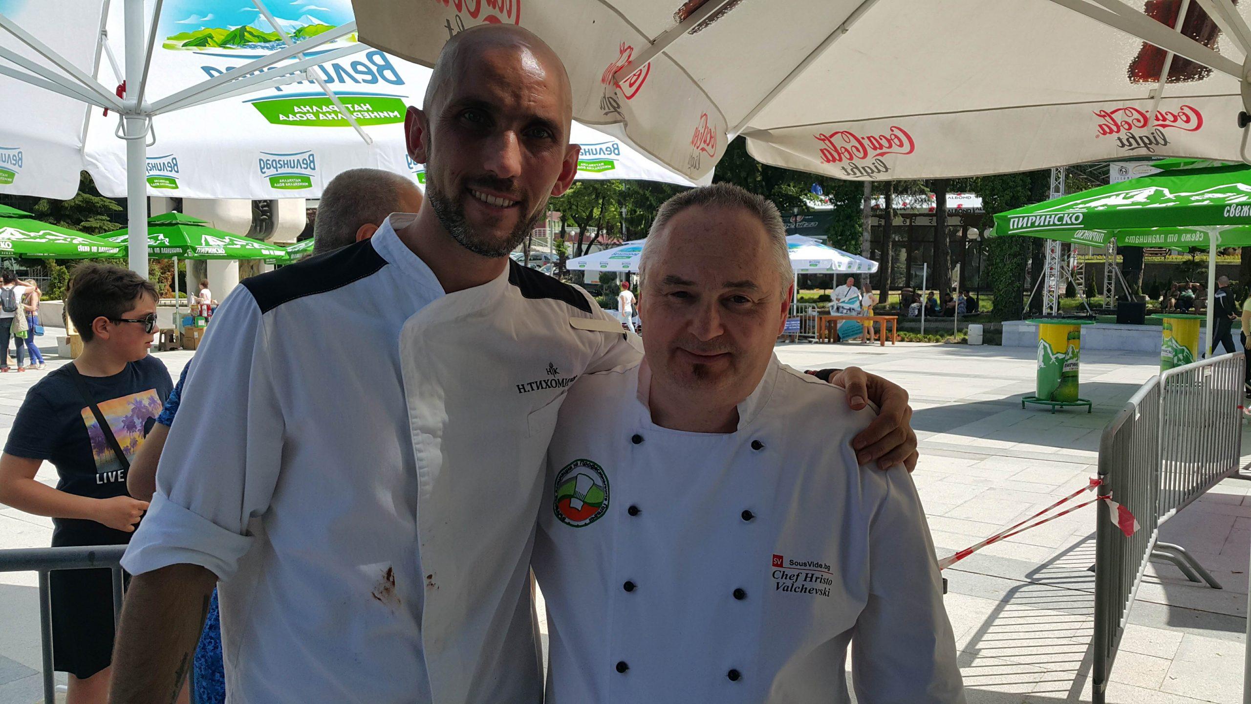 Трети кулинарен фест - Велинград 2019 -9