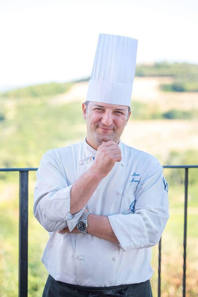 Chef Asen Asenov
